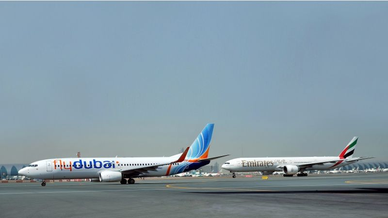 Fly Dubai - Emirates