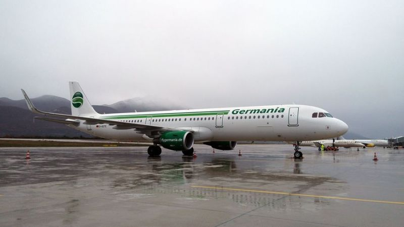Germania Airbus A321