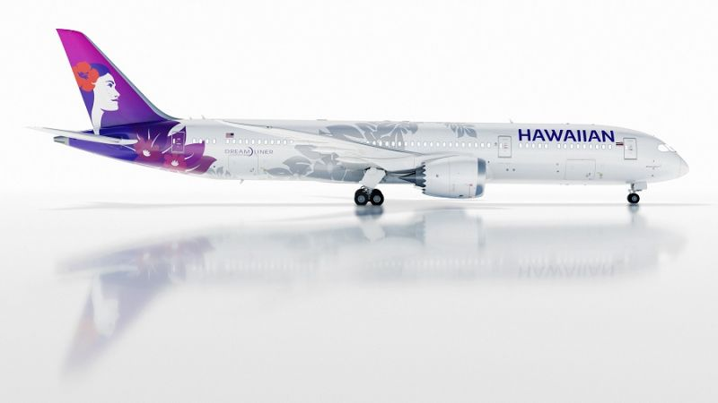 Hawaiian 787