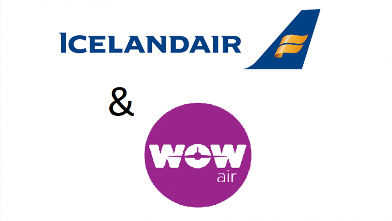 Iceland and WOW air