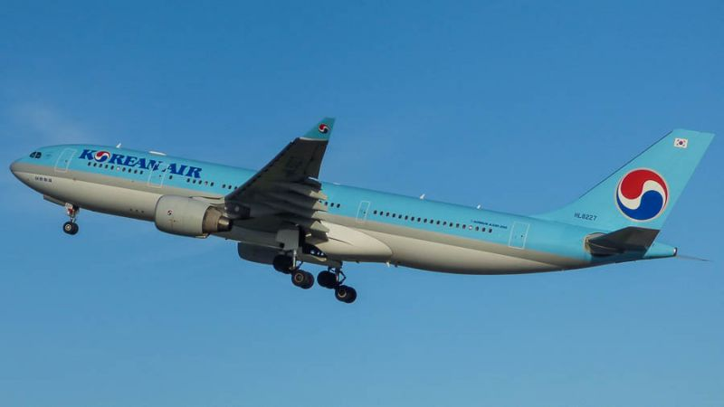 Korean Air Airbus A330-200
