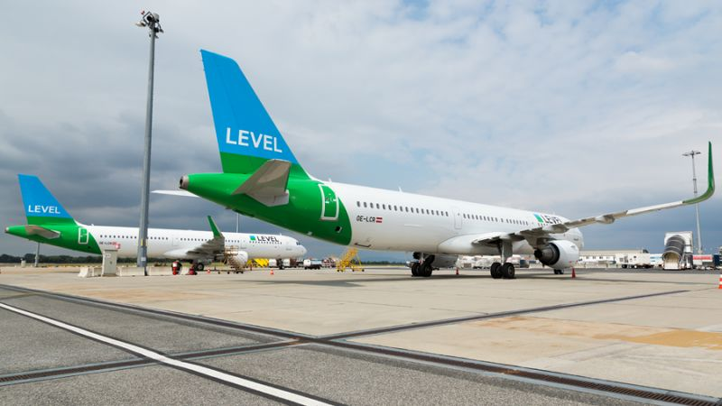 LEVEL - Anisec Airbus A321