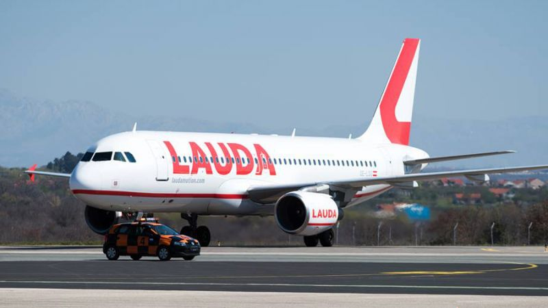 Laudamotion Airbus A320