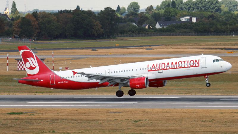 Laudamotion Airbus A321
