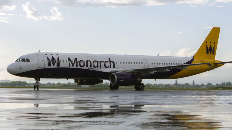 Monarch Airbus 321