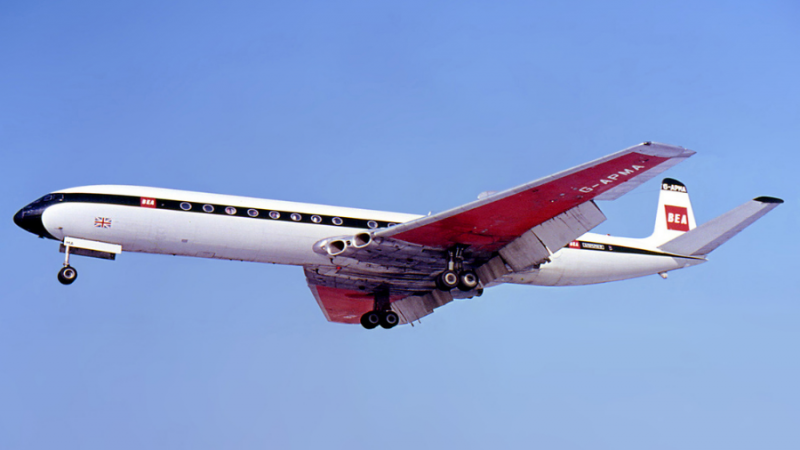 BEA De Havilland Comet