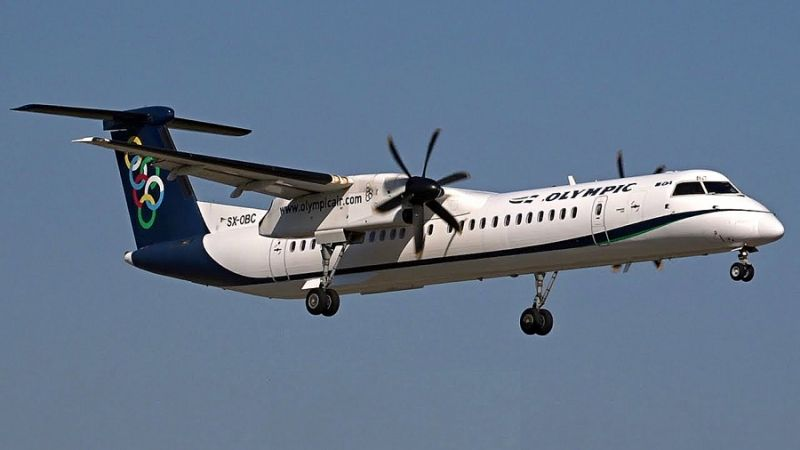 Olympic Air - Bombarier Q400