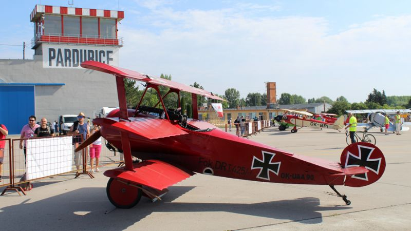 Pardubice Aviation Fair 2018