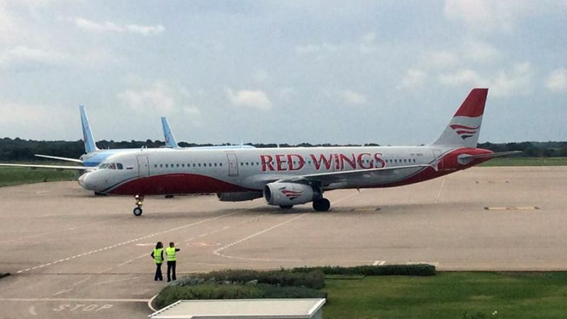 Red Wings Airlines Airbus A321