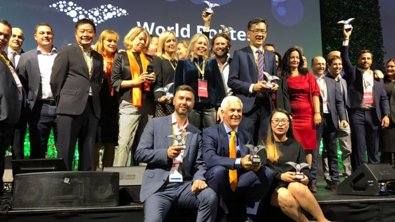 World Routes Awards 2019 Adelaide