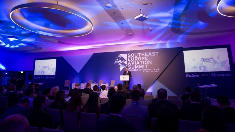 Southeast Europe Aviation Summit, SEAS Beograd
