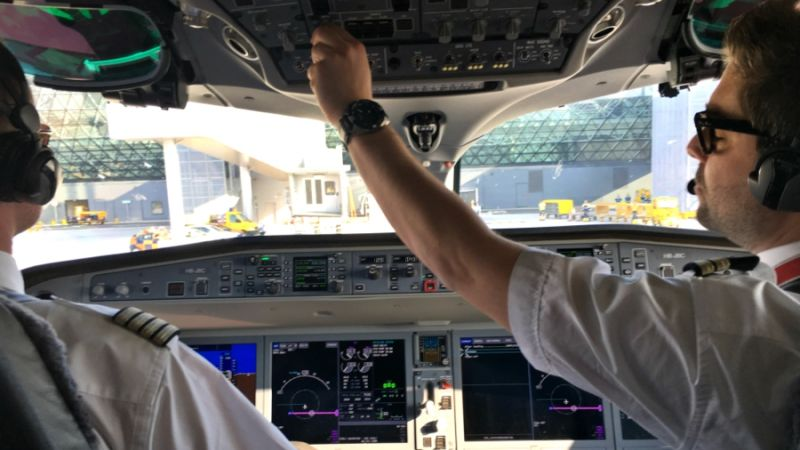 'two-persons-in-the-cockpit' rule