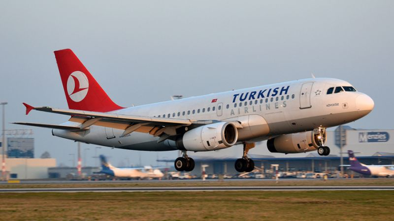 Turkish Airlines Airbus A319