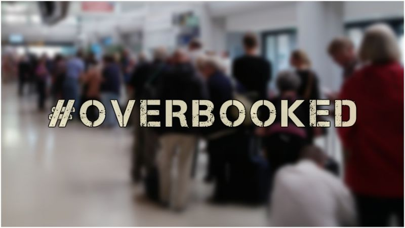 overbooking, oversales, denied boarding